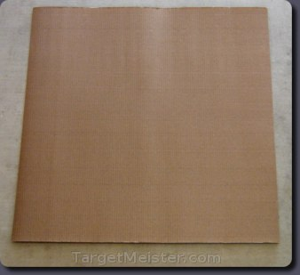 18″ × 48″ Cardboard Target Backing Roll (4 Pack)